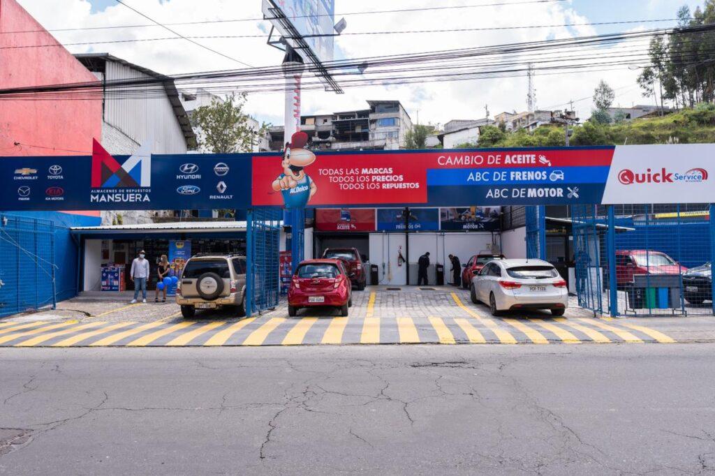 Quick Service Santa Bárbara